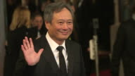 Ang Lee at EE British Academy Film Awards 2013 Red Carpet Arrivals at The Royal Opera House on February 10 2013 in London England