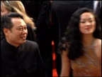 Ang Lee at the 2001 Golden Globe Awards at the Beverly Hilton in Beverly Hills California on January 21 2001