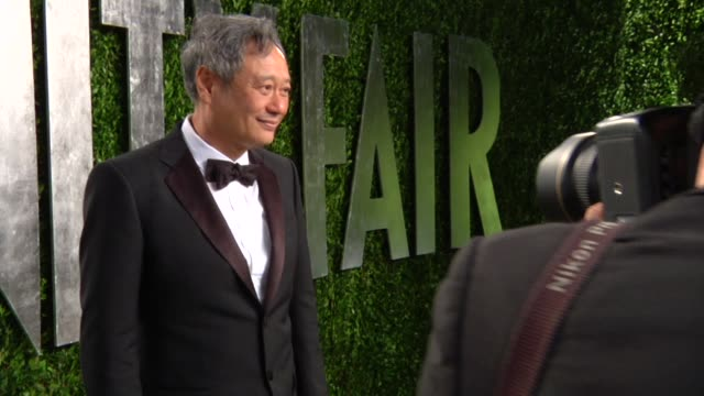 Ang Lee at The 2013 Vanity Fair Oscar Party Hosted By Graydon Carter Ang Lee at The 2013 Vanity Fair Oscar Party Hosted at Sunset Tower on February...