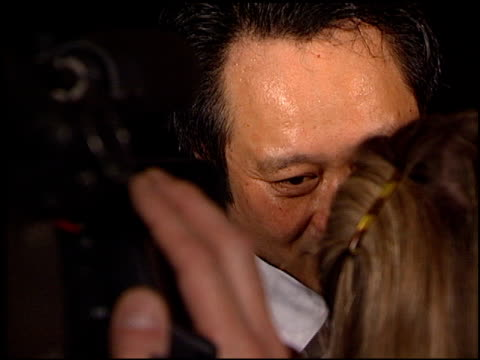 Ang Lee at the Director's Guild DGA Awards at the Century Plaza Hotel in Century City California on March 10 2001