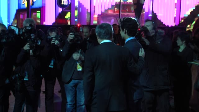 Ang Lee at the UK Premiere of 'Life of Pi' at Empire Leicester Square on December 3 2012 in London England
