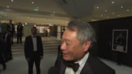 INTERVIEW Ang Lee at Winners Reactions on May 26 2013 in Cannes France