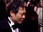 Ang Lee on his film being nominated at the The Orange British Academy Film Awards 2006 Red Carpet at London