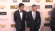 Ang Lee Suraj Sharma at 18th Annual Critics' Choice Movie Awards 1/10/2013 in Santa Monica CA