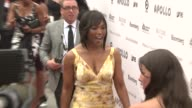 Angela Basset at the 2010 Apollo Theater Benefit Concert Awards Ceremony Arrivals at New York NY