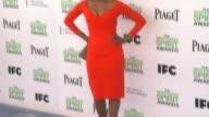 Angela Bassett at 2014 Film Independent Spirit Awards Arrivals on March 01 2014 in Santa Monica California