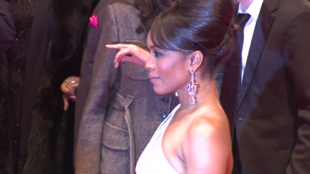Angela Bassett at the 59th Berlin Film Festival Notorious Premiere at Berlin