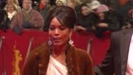 Angela Bassett at the 59th Berlin Film Festival Notorious Premiere at Berlin