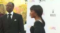 Angela Bassett at the Inaugural Gala for the Los Angeles Philharmonic at Los Angeles CA