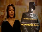 Angela Bassett on her own intrigue into both the Notorious and the Tupac stories at the 59th Berlin Film Festival Notorious Interviews at Berlin