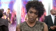 INTERVIEW Angela Bassett talks about having the Black Nativity premiere at the Apollo home of Langston Hughes She talks about her role and singing...