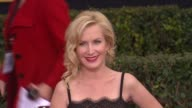 Angela Kinsey at 19th Annual Screen Actors Guild Awards Arrivals on 4/12/13 in Los Angeles CA