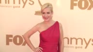 Angela Kinsey at the 63rd Primetime Emmy Awards Arrivals Part 1 at Los Angeles CA