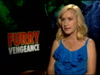 Angela Kinsey on the cast at the 'Furry Vengeance' Junket at Los Angeles CA