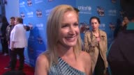 Angela Kinsey on what brings her out performing a duet with Brooklyn Decker why Britney Spears was a perfect song choice for them and why people...