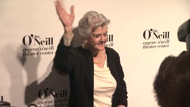 Angela Lansbury at The 12th Annual Monte Cristo Awards Arrivals on 4/16/2012 in New York NY United States