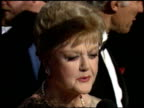 Angela Lansbury at the 1986 Emmy Awards at the Pasadena Civic Auditorium in Pasadena California on September 21 1986