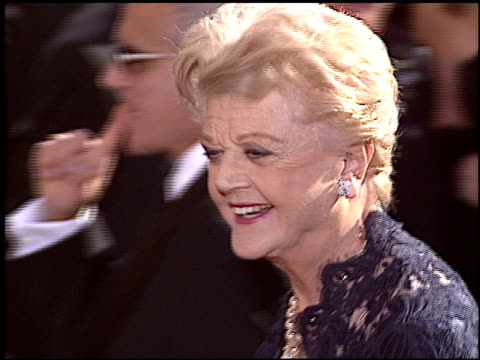 Angela Lansbury at the 2004 Emmy Awards Arrival at the Shrine Auditorium in Los Angeles California on September 19 2004
