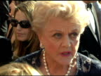 Angela Lansbury at the 2004 Primetime Emmy Awards Arrival Interviews at the Shrine Auditorium in Los Angeles California on September 19 2004
