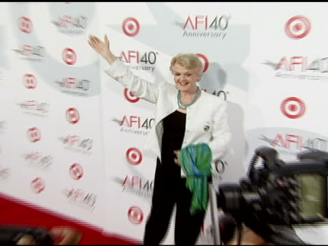 Angela Lansbury at the Target Presents AFI's 40th Anniversary at Arclight Cinemas in Hollywood California on October 3 2007