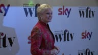 Angela Rippon at the Sky Women Awards at London Hilton on December 06 2013 in London England