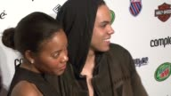 Angela Simmons and Evan Ross at the 5th Anniversary of Complex Magazine Hosted by Travis Barker at AREA in West Hollywood California on April 10 2007