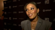 Angela Simmons on her own personal style
