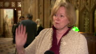 Angela Smith saying the House of Lords vote to give parliament a veto over Brexit negotiations means the government has to work with parliament to...