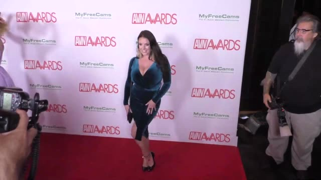 Angela White at the 2017 AVN Awards Nomination Party at Avalon Nightclub in Hollywood Celebrity Sightings on November 17 2016 in Los Angeles...
