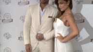 Angelica Celaya and Rafael Amaya at the 2014 Breeders' Cup World Championships in Los Angeles CA on