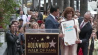 Angelica Maria Honored With Star On The Hollywood Walk Of Fame at Hollywood Walk Of Fame on May 25 2016 in Hollywood California