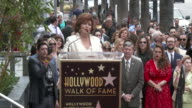 SPEECH Angelica Maria Honored With Star On The Hollywood Walk Of Fame at Hollywood Walk Of Fame on May 25 2016 in Hollywood California