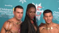 Angelica Ross at The Abbey Food And Bar's 11th Annual Christmas In September at The Abbey Nightclub in West Hollywood in Celebrity Sightings in Los...