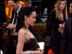 Angelina Jolie at the 2000 Screen Actors Guild SAG Awards Arrivals at the Shrine Auditorium in Los Angeles California on March 12 2000
