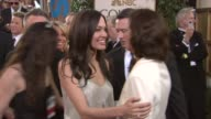 Angelina Jolie at the 66th Annual Golden Globe Awards Arrivals Part 5 at Los Angeles CA