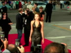 Angelina Jolie at the 'Mr and Mrs Smith' World Premiere at the Mann Village Theatre in Westwood California on June 7 2005