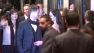 Angelina Jolie Brad Pitt at the New York Film Festivals Centerpiece Screening of 'Changeling' at New York NY