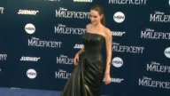 Angelina Jolie Disney's 'Maleficent' World Premiere at the El Capitan Theatre on May 28 2014 in Hollywood California