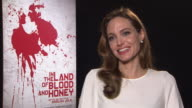 Angelina Jolie on her hopes for her family the world and the UN In The Land of Blood and Honey Interviews 62nd Berlinale International Film Festival...