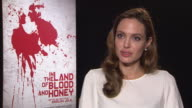 Angelina Jolie on what audiences can expect the importance of the film In The Land of Blood and Honey Interviews 62nd Berlinale International Film...