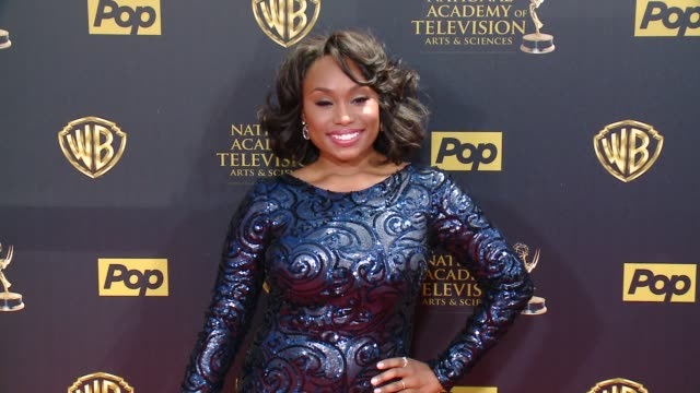 Angell Conwell at 42nd Annual Daytime EMMY Awards at Warner Bros Studios on April 26 2015 in Burbank California