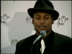 D'Angelo at the American Music Awards at the Shrine Auditorium in Los Angeles California on January 27 1997