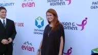 Angie Everhart at Pathway To The Cure For Breast Cancer A Fundraiser Benefiting Susan G Komen at Santa Monica Airport on June 11 2014 in Santa Monica...
