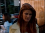 Angie Everhart at the 'Gladiator' Premiere at Academy Theater in Beverly Hills California on May 1 2000