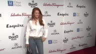 Angie Everhart at the Songs Of Hope VI Benefiting City Of Hope Esquire House LA at Los Angeles CA