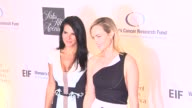 Angie Harmon Amber Valletta at EIF Women's Cancer Research Fund's 16th Annual An Unforgettable Evening Presented By Saks Fifth Avenue on 5/2/13 in...