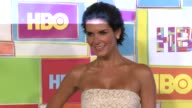 Angie Harmon at HBO's Official 2014 Emmy After Party at The Plaza at the Pacific Design Center on August 25 2014 in Los Angeles California