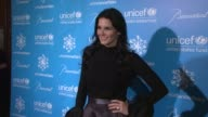 Angie Harmon at the 10th Anniversary Of The UNICEF Snowflake Lighting at New York NY