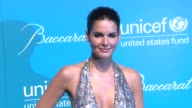 Angie Harmon at the 2011 UNICEF Snowflake Ball at New York NY