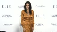 Angie Harmon at the 2015 ELLE Women in Hollywood Awards at Four Seasons Hotel Los Angeles at Beverly Hills on October 19 2015 in Los Angeles...